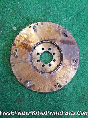 Volvo Penta B23 Aq145A bb145A Flywheel & Ring Gear