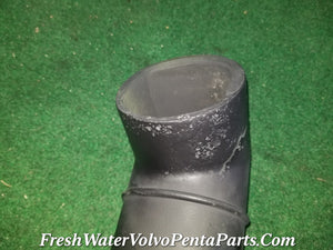 Volvo Penta Dp-C Dp-D-Dp-E GM V8 V6 Y-Pipe exhaust collector 854742-1 Full Height