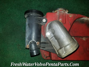 VOLVO PENTA Aq171 Aq151 aq131 BIG CORE 855555 HEAT EXCHANGER 855442 856135