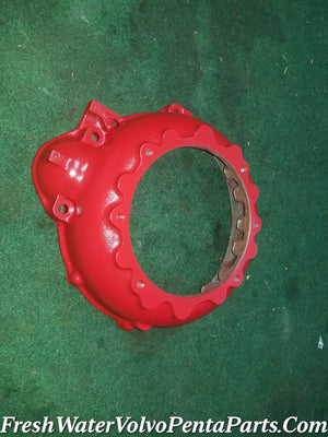 Volvo Penta 4 cylinder Bell MS3C MS 3 C Transmission Flywheel housing 806295 / 1-806295