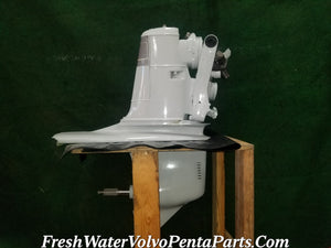 Volvo Penta Rebuilt Aq 285 outdrive stern drive New seals 1.61 V8 Gear Ratio Rpl 270 275 280
