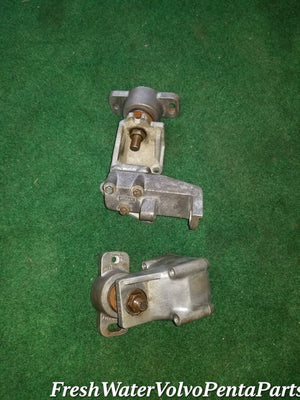 Volvo Penta motor mounts and alternator mounting bracket for b23 b230 blocks