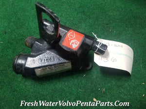 Volvo Penta 4.3Gs THermostat and Housing 910179 Casting P/n 3850360 V6 V8