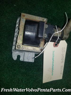 Volvo Penta aq171 C AQ171 A and 251 A Bendix Ignition control unit / brain / 855612 & ignition coil 3287677