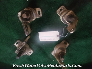 Volvo Penta MD2B Motor Mounts p/n 867007 867008 867012 867007