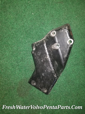 Volvo Penta Aq171 A & C cooling system Heat Exchanger bracket p/n 855461