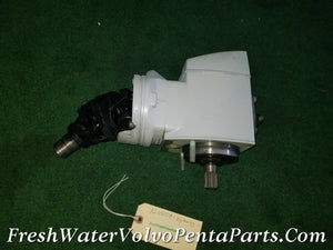 VOLVO PENTA DP-C DP-D DP-E REBUILT RESEALED BIG BEARING STEEL CLUTCH CONE UPPER GEAR UNIT