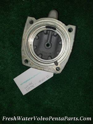 Volvo Penta Dp-G outdrive top cap p/n 3861643 c/n 3861644