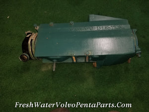 Volvo Penta AQAD40B Heat Exchanger p/n 838429 Insert  858833 Warranty