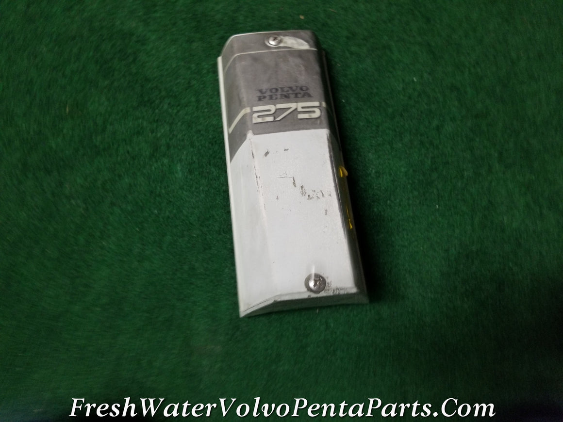 Volvo Penta 275  Protective Shift cover p/n 832570 270 275 280 290