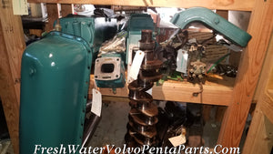 Volvo Penta AQAD40 B All individual components available Tamd40 Md40