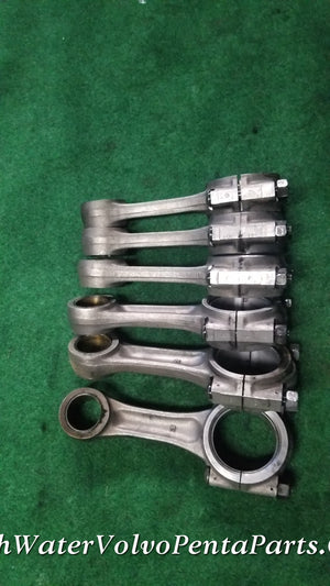 Volvo Penta 1 AQAD40 B Connecting Rod 6 Available P/n 3581063 TAMD42 B AD31