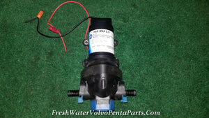 Jabsco Par-Max 3.0 50 PSI automatic water System Pump 31395-3000 Like new