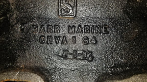 Marine Power Volvo Penta BBC 454 496 502 exhaust manifolds and rises Dp-A 290Dp