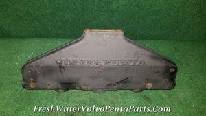 Volvo Penta V8 Gm Exhaust manifold 856877  1979- 1993.  Flow tested , Pressure tested