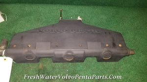 Volvo Penta V8  350 305 5.7L 5.0L Gm Exhaust manifold 855925 856877  1979- 1993.  Flow tested
