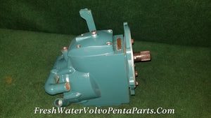 VOLVO PENTA REBUILT RESEALED MS3B 1.54 GEAR RATIO INBOARD TRANSMISSION P/N 852001