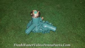 Volvo Penta Diesel 2030 Circulating water pump p/n 3580363 with thermostat housing