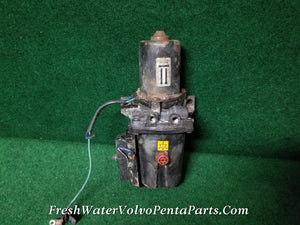 Volvo Penta trim Pump Dps Dps-M  excellent working condition