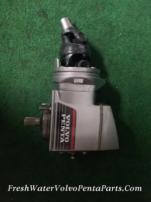 Volvo Penta Resealed Rebuilt Dp-E 1.68 1.78 1.95  upper Gear Unit 22/23 p/n 3868728