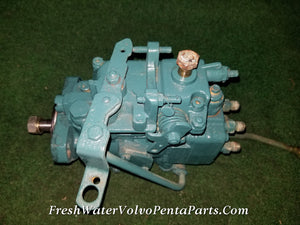 Volvo Penta TMD40 A Diesel Injection Pump 867274 Obsolete 6  cylinder Bosch TMD40A
