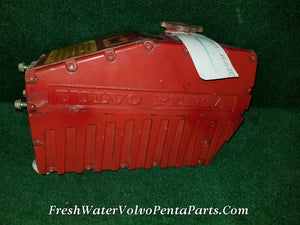 Volvo Penta Aq131 AQ151 C heat exchanger,  core Pressure tested