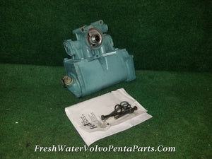 Volvo Penta TMD40A Oil Cooler & Insert Pressure Tested P/n 842588 838966 838969 3581712