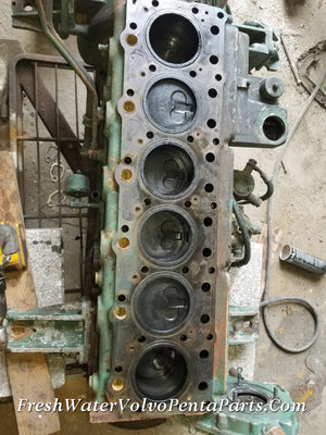 Volvo Penta TMD40A  Short Block complete  Rotating Assembly 1000289