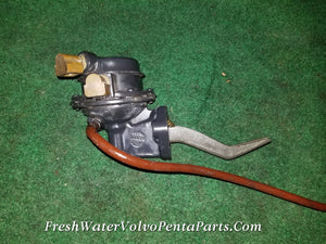 Volvo Penta 1995 5.8Fl Mechanical Fuel Pump Ford Carter 0-3000 351W
