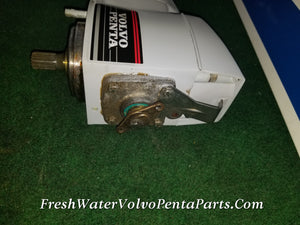 Volvo Penta Rebuilt Resealed  Dp-A 1.95 Sp-A 1.61  Upper Gear Unit P/N 854022 Sp-A Dp-A