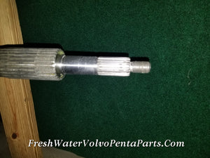 Volvo Penta DP-A 290-a Rebuilt resealed duoprop outdrive lower gear unit 1.95 V8 gear ratio