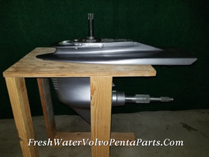Volvo Penta Rebuilt Resealed Dp-E 1.78 Gear ratio Lower gear unit outdrive Stern Drive