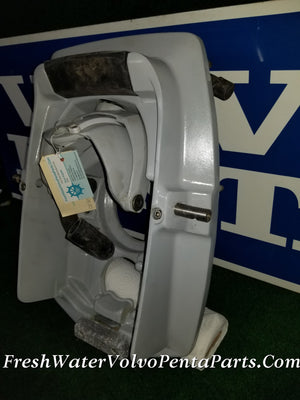 VOLVO PENTA DP-A SP-A 290-A TRANSOM HELMET & FORK 852852 ...Cylinders Available