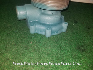 Volvo Penta Kamd43P-A Circulating water pump p/n 3588397 23059414 3809412