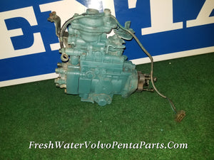 Volvo Penta KAMD43P-A Injection Pump RPL 3581564 p/n 860357 Mecanically Perfect