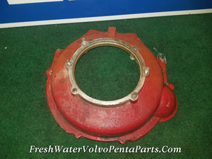 Volvo Penta GM Bellhousing transmission hook up MS3B MS4 Ms5 Jack shaft 13 inch