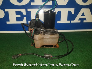 Volvo Penta Dp-SM DPSM DpS  Sx  Trim Pump  Excellent  Like New 3858069