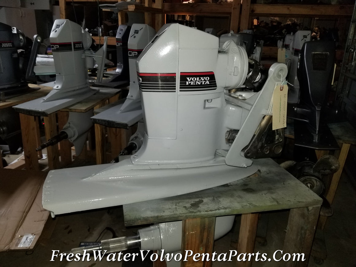 Volvo Penta Dp-A 290 Dp-A Rebuilt Resealed outdrive 1.95 V8 Gear Ratio Stern Drive