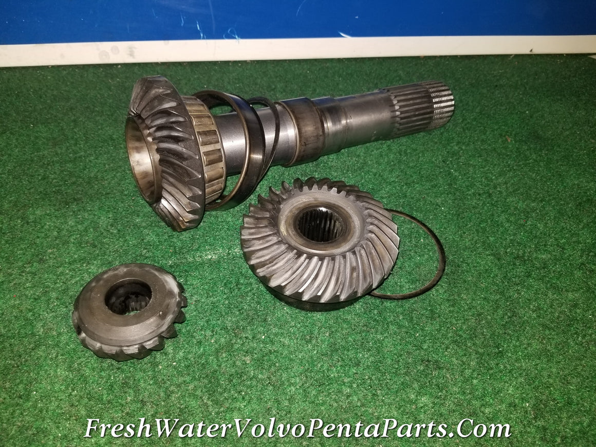 Volvo Penta 290 Dp Dp-A B C D E 1.78 Ratio 454 7.4L Gas Lower gear set Diesel 854464