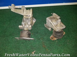 VOLVO PENTA UPGRADED MOTOR MOUNTS MOUNTING BRACKET FOR B23 B230 BLOCKS