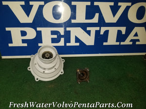 Volvo Penta Rebuilt Jack Shaft Hub Keyway style Connection 10 Spline new Bearings