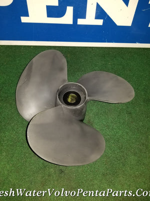 Volvo Penta 15 X 19 L Long hub 17 Spline Elephant Ear 280 290 2p-A sp-C Propeller Prop V8