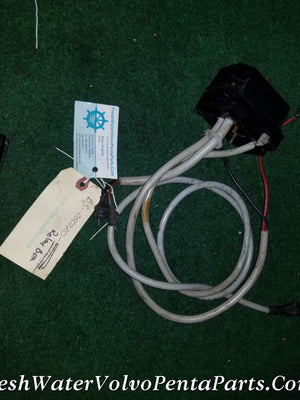 Volvo Penta Mechanical Tilt Relay Box Limit switch Wiring  270 275 280