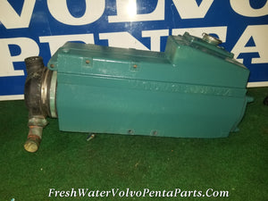 Volvo Penta TAMD40B Heat Exchanger p/n 838429 Insert 858833 845842 Warranty
