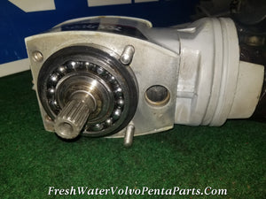 Volvo Penta Rebuilt Resealed 270 275 280 290  Upper Gear Unit 1.61 1.95 1.89 2.15 Dp Sp