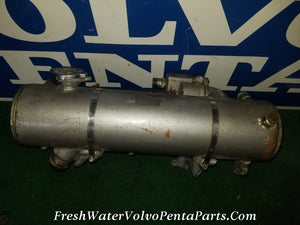 Volvo Penta Heat Exchanger Marine Power 0519-0031 R&D enterprises