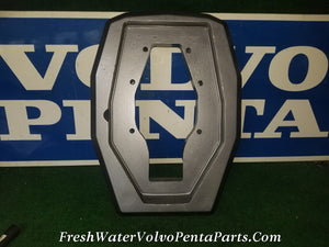 Volvo Penta Adaptor plate 280 290 Dp-A thru E to Dp-Sm Sx / Mercruiser Pn . 3851717