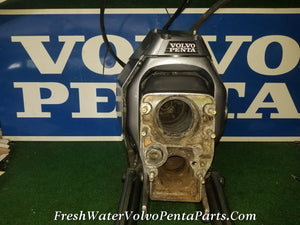 Volvo Penta Dp-SM DPS-M Sx Transom Plate trim Cylinders Gimbal housing Bearing