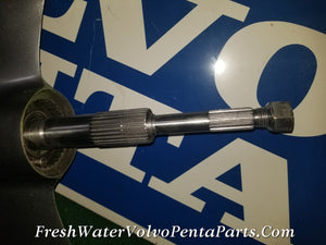 Volvo Penta Rebuilt Resealed Dp-Sm DpS-M 1.78 Lower gear unit New seals Perfect gear set