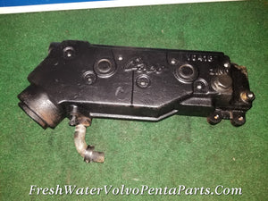 VOLVO PENTA EXHAUST OSCO USA V0 418 VO418 REPLACES P/N 855387 834438